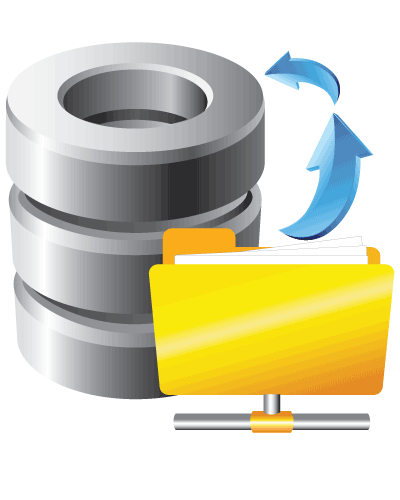 Shared Backup Space