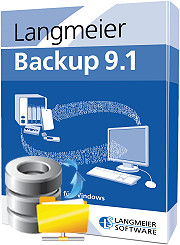 Backup-Platz für Langmeier Software